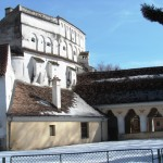 Biserica Prejmer - zidurile fortificate