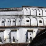 Biserica Prejmer - zidurile fortificate pentru lupta