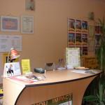 receptie pensiunea Paloma Brasov
