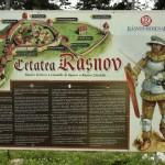 Planul Cetatii Rasnov