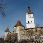 HARMAN - Biserica fortificata