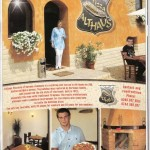 Pizzeria Althaus cuptor cu lemne
