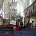 Biserica evanghelica din Viscri