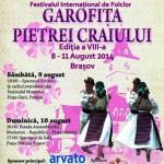 Festival de folclor - Garofita Pietrei Craiului