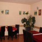 Salon mic dejun - pensiunea Paloma Brasov